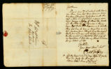 [Letter from Caleb Godfrey to Messrs. Saml. & Wm. Vernon & Company]