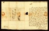 [Letter from Caleb Godfrey to Mr. Saml. Vernon]