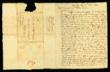 [Letter from John Knowles to Messrs. Samuel and William Vernon]