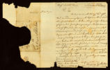 [Letter from Thomlinson Trecothick & Co. to Messrs. Saml. & Wm. Vernon]