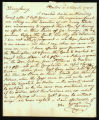 [Letter from Wm. Vernon to Saml. Vernon Jer.]