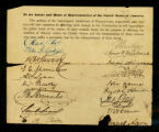 [Petition by inhabitants of Pennsylvania for effecting change in the Constitution for the...