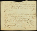 [Letter from Royal Diman]