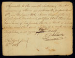 [Birth certificate of male child Theophilus]