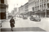 300 block of East Water Street, pre-flood [1946]