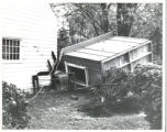 Damage on Lundy property, 707 Fern Dell Drive [1972]
