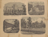 Illustrations of buildings [1869]