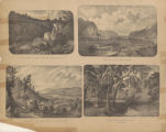 Scenic illustrations [1869]