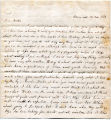Letter from Susan L. DeWitt (Sister) - Feb. 8, 1851