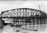Court Street Dam under construction, 1919