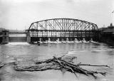 Court Street Dam in full operation, 1922