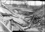 Canal washout,1911 - 1