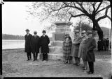 Dedication of the Widewaters Field Monument