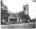 Trinity Church and Rectory on South Main Street