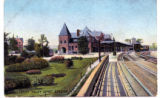 Lehigh Valley Railroad Station - 1