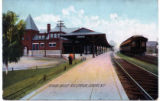 Lehigh Valley Railroad Station - 6