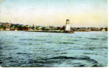 Lighthouse from Seneca Lake