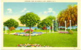 Lakeside Park on Seneca Lake, Geneva, N.Y. - 1