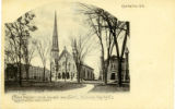 First Presbyterian Church and Chapel - Pulteney Square, Geneva, N.Y.