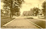 North Main Street Looking North, Geneva, N.Y.