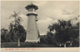 An Artistic Water Tower, Great Neck, L. I.