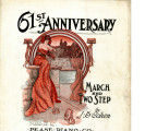 61st Anniversary March and Two step