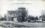Main and Church Streets, Freeport, L.I.