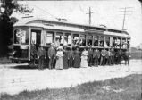 [Old Orchard Beach Trolley]