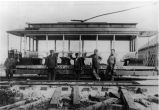[Great South Bay Ferry Co. Trolley]