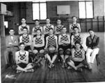 [Freeport High School Basketball Team 1924-25]