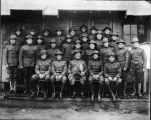 Camp Wadsworth, Spartansburg, SC-Hdqrs. Detachment.54 Inf Brig 27 Div-April 18, 1918.
