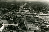 [Aerial View of Church Street and Main Street]
