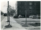 [West Side of North Main Street Looking South Towards Randall Avenue]