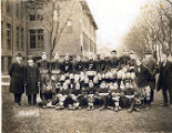 [Freeport High School Football Team in 1922]