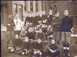 [Freeport High School Football Team 1910]