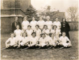 [Freeport High School Women's Hockey Team 1933]