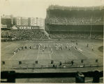 [Freeport High School Marching Band at Yankee Stadium]