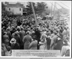 Corner stone Laying of Freeport Post Office