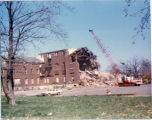 [Demolition of the Elks Club]