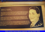 Hofstra University Student-Athlete Memorial