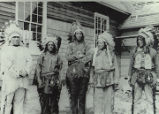 Montauk Minister and Elders of the Shinnecock Church, 1938