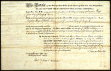 Appointment as Public Notary for Augustus Floyd, 1818