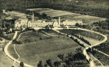 Aerial View of St. Joseph's Academy, Brentwood, Long Island, N.Y.