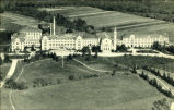 Aerial View of Saint Joseph's Academy, Brentwood, Long Island, N.Y.