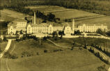 Aerial View of St. Joseph's Academy, Brentwood Long Island, N.Y.