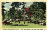 A Pleasant Afternoon at Ehler's Hotel, Brentwood-in-the-Pines, Long Island, N.Y.