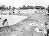 Slate Lane Swimming Pool