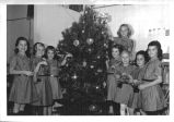 Brownies, Christmas, 1962.