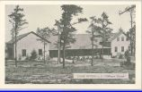 "Camp Upton, L.I. - ""Officers' House"""
