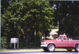 [Davis House Exterior 1994 - View From Across NY State Route 25 2 of 2]